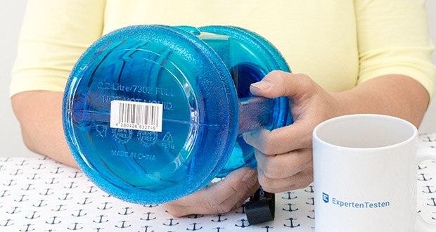 IronMaxx Trinkflasche im Test - aus BPA-freiem Kunststoff