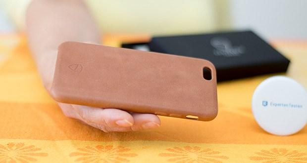 Vaultskin iPhone 6/6S SOHO Schutzhülle im Test – aus feinstem italienischen Leder