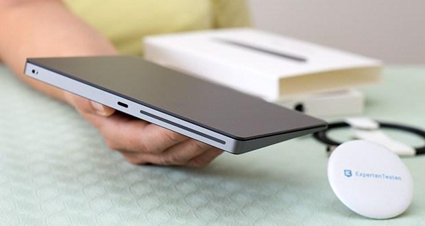 Apple Magic Trackpad 2 im Test - Höhe: 0.49 - 1.09 cm, Breite: 16.0 cm, Tiefe: 11.49 cm