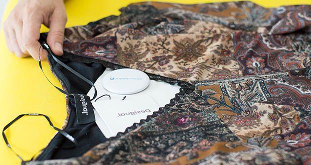 Desigual Womens TS Katrina T-Shirt im Test - Spitze um den Kragen herum