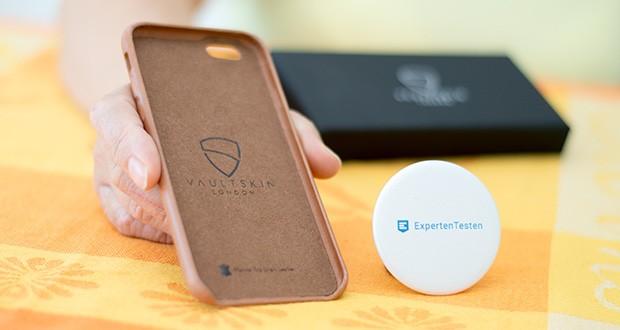 Vaultskin iPhone 6/6S SOHO Schutzhülle im Test – mit seinem robusten und eleganten Design, schützt SOHO Ihr iPhone, ohne es optisch oder physisch zu beschweren