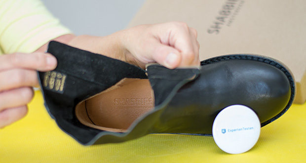 Shabbies Amsterdam Damen Alissa Stiefeletten im Test - Innenmaterial: Leder