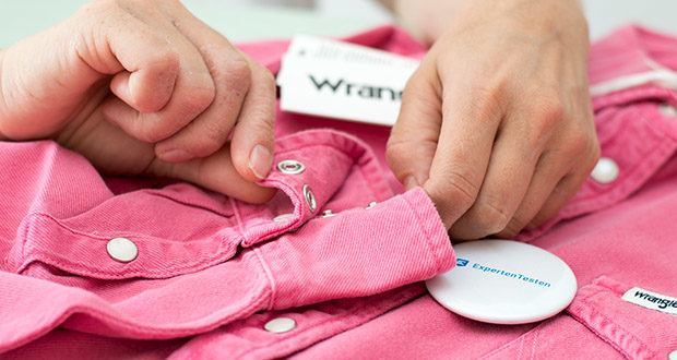 Wrangler Damen JEANIES Hemd im Test - vielseitig