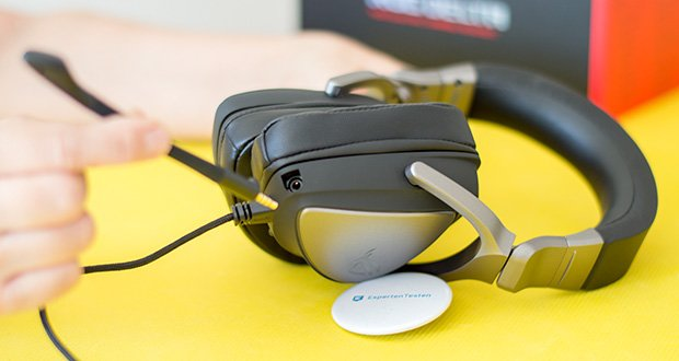 ASUS ROG Delta Gaming Headset im Test - Audiosignal-Diversion-Technologie