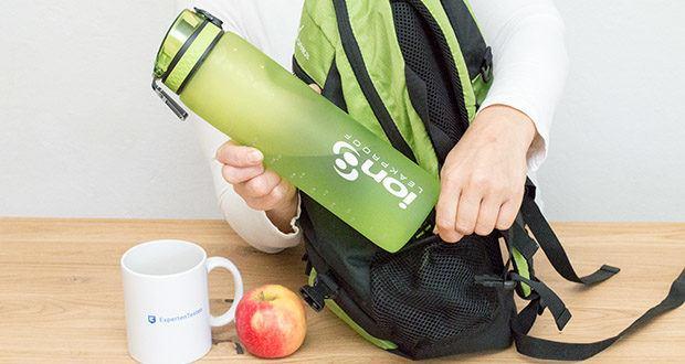 Ion8 Sportflasche im Test - beste für Fitness, Fitnessraum, Camping & im Freien