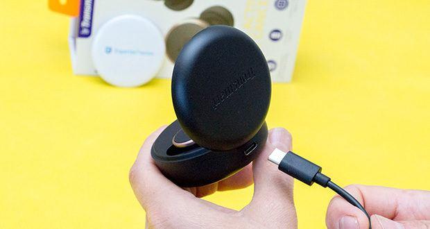 Tronsmart Apollo Bold Bluetooth Kopfhörer im Test - die Ladebox unterstützt auch das Schnellladen vom Typ C