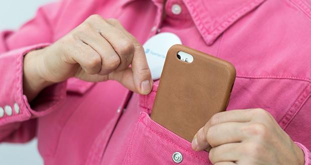 Vaultskin iPhone 6/6S SOHO Schutzhülle im Test – ist besonders robust und sorgt dafür, dass Ihr iPhone angenehm und sicher in der Hand liegt
