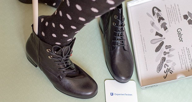 Gabor Damen Comfort Basic Stiefeletten im Test - optimale Passform
