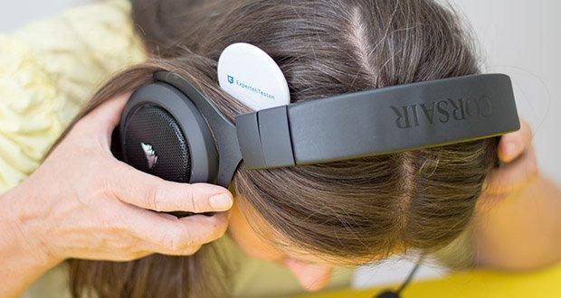 Corsair HS70 Pro Wireless Gaming Headset im Test - ist nicht nur komfortabel, sondern zeichnet sich durch eine hohe Qualität aus