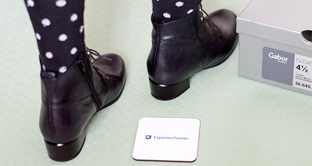 Gabor Damen Comfort Basic Stiefeletten im Test - mit besonders hohem Tragekomfort