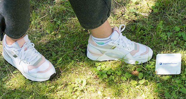 PUMA RS 2.0 Futura Sneaker im Test - die Neuinterpretation fällt dank der ideal Farben, Materialien und Metallic-Details direkt ins Auge