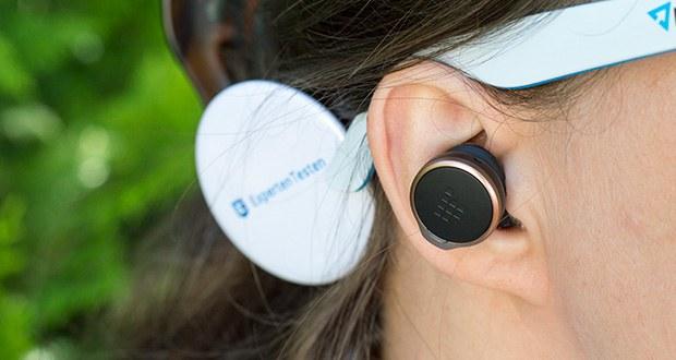 Tronsmart Apollo Bold Bluetooth Kopfhörer im Test - reduzieren Sie bis zu 35 dB Rauschen bei voller Frequenz