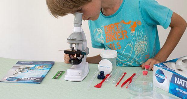 bringt Ihrem Kind spielend und auf anschauliche Weise die Welt der Mikrobiologie näher