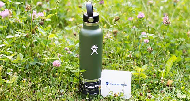 Hydro Flask Trinkflasche im Test - ist groß genug, um genug Wasser für den Tag mitzunehmen