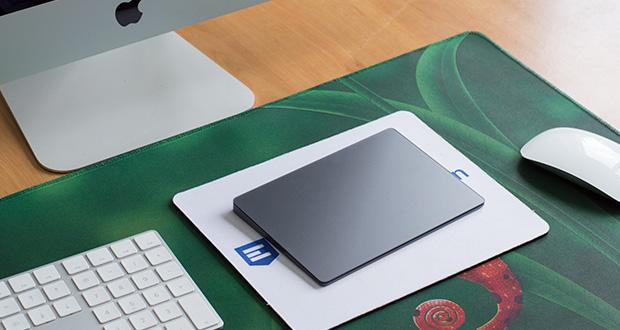 Apple Magic Trackpad 2 im Test - System- voraussetzungen: Mac mit Bluetooth 4.0 und OS X 10.11 oder neuer