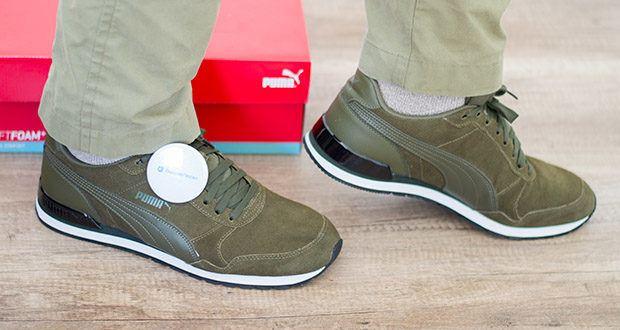 PUMA ST Runner V2 SD Sneaker im Test - hervorragende Qualität