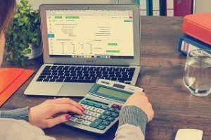 Die Funktionen aus einem Buchhaltungssoftware Test