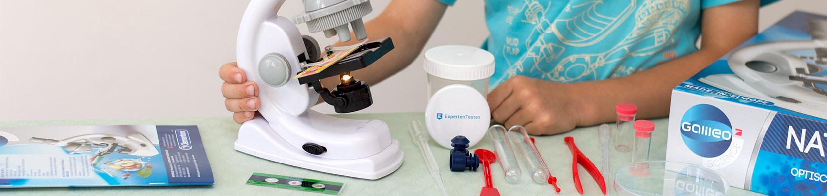 Mikroskope im Test auf ExpertenTesten.de