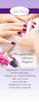 Das Interview mit Sandra Bullacher vom Nail-Variete Nagelstudio