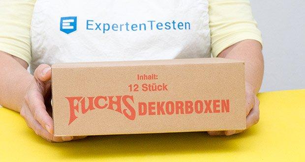 Fuchs 12er Gewürz-Sortiment im Test - Fuchs legt viel Wert auf ausgesuchte Rohgewürze, schonende Veredelung und aromaschützende Verpackungen