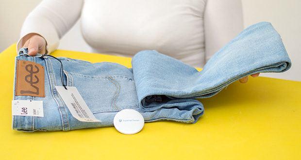 Lee Herren Malone' Jeans im Test - schmal an Oberschenkel & Knie