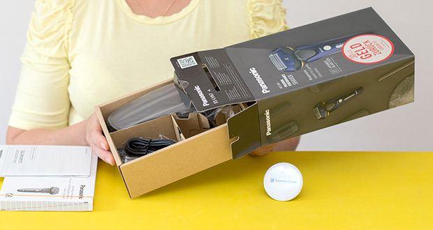 Panasonic ES-LV67-A803 Nass/Trocken-Rasierer im Test - sorgt für die perfekte Rasur