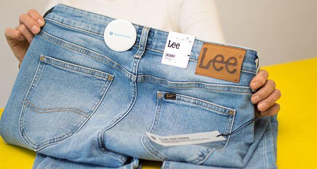 Lee Herren Malone' Jeans im Test - normaler Bund
