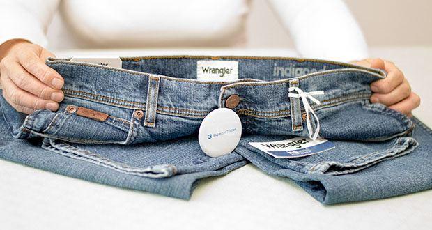 Wrangler Herren Texas Slim Jeans im Test - Taschen: Eingrifftaschen, Coinpocket, Gesäßtaschen