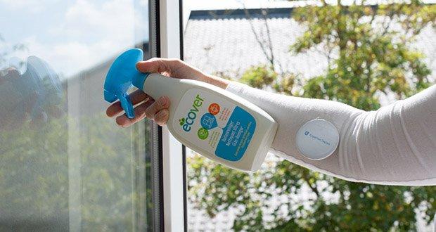 Ecover Glas- und Fenster-Reiniger im Test - hinterlässt nur natürliche Citrusfrische