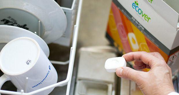 Ecover All-In-One Spülmaschinen-Tabs Zitrone & Mandarine im Test - Geschirrspülmittel mit Veganer-freundlicher Formel