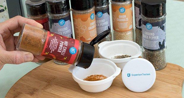 Happy Belly Alltagsgewürze Set im Test - Chilipulver: Wird in vielen Küchen verwendet