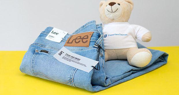 Lee Herren Malone' Jeans im Test - der Denim ist aus extrem dehnbarem Stretch gefertigt und gibt dir alle Bewegungsfreiheit, die du brauchst