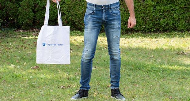 Replay Herren Anbass Jeans im Test - angenehmer Tragecomfort