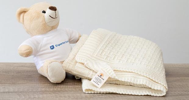 Sonnenstrick Babydecke im Test - für Allergiker geeignet