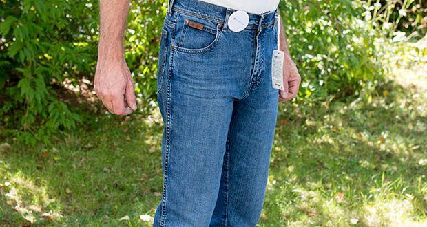 Wrangler Herren Texas Slim Jeans im Test - ein typisch amerikanisches Abenteuer gepaart mit einer typisch amerikanischen denim Brand