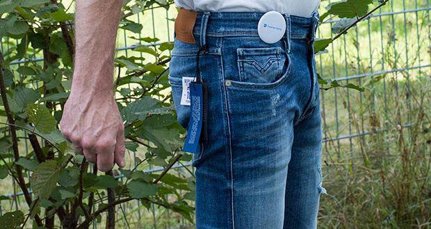 Replay Herren Anbass Jeans im Test - während eine Hyperflex Jeans um 180° gedehnt werden kann, lässt sich eine Hyperflex+ in alle Richtungen ausdehnen