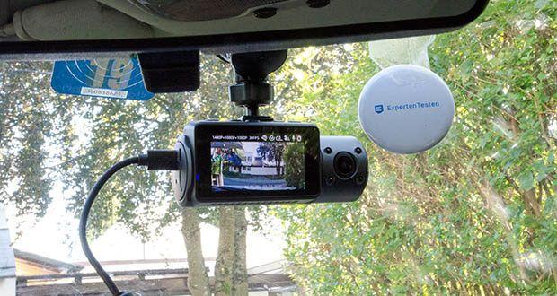 VANTRUE N4 3 Lens Dashcam im Test - 3 Kameras bieten einen Panoramablick, machen Sie keine Sorgen