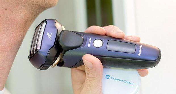 Panasonic ES-LV67-A803 Nass/Trocken-Rasierer im Test - der Herrenrasierer mit 5-fach-Scherkopf