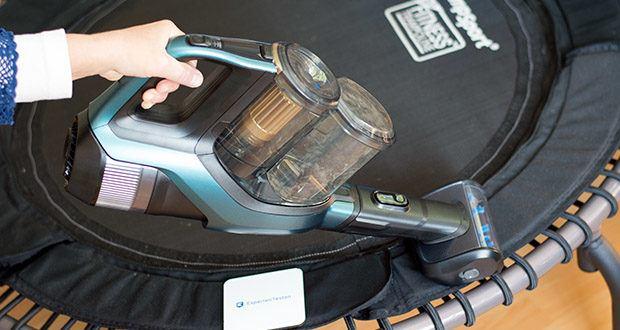 Philips XC8147/01 SpeedPro Max Aqua Staubsauger mit Wischfunktion im Test - Komplettreinigung mit maximaler Saugleistung im langlebigen Turbomodus