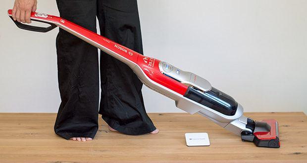 Bosch BCH6ZOOO Athlet Akku Staubsauger im Test - beutelloser kabelloser Handstaubsauger; Modellnummer: BCH6ZOOO
