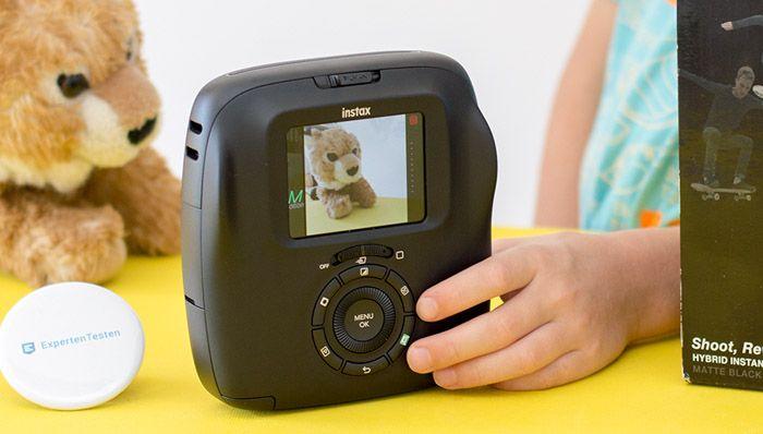 Sofortbildkameras im Test auf ExpertenTesten.de