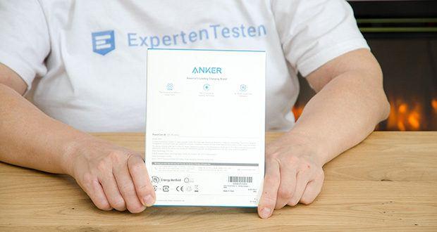 Anker PowerCore III 10K Wireless Powerbank 10000mAh im Test - fortschrittliche Technologie
