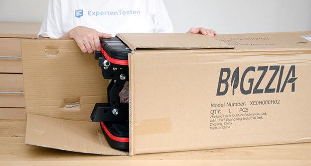Bigzzia verstellbare Hantelbank im Test - maximale Belastbarkeit 136 kg