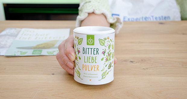 BitterLiebe Pulver 100g im Test - hergestellt und produziert in Deutschland