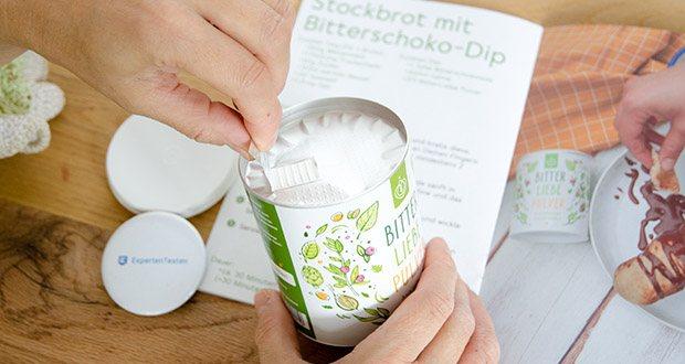BitterLiebe Pulver 100g im Test - 100% natürliche Inhaltsstoffe