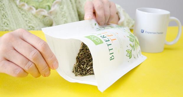 BitterLiebe Tee im Test – die Inhaltsstoffe werden auf Schwermetalle und Pestizide überprüft