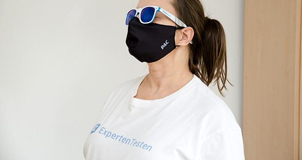 P.A.C. Community Lightweight Maske Adult im Test - die perfekte Passform erleichtert das Atmen und Reden