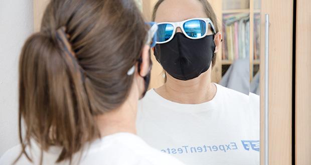 P.A.C. Community Lightweight Maske Adult im Test - OEKO-TEX 100; Premium Qualität; nachhaltig produziert