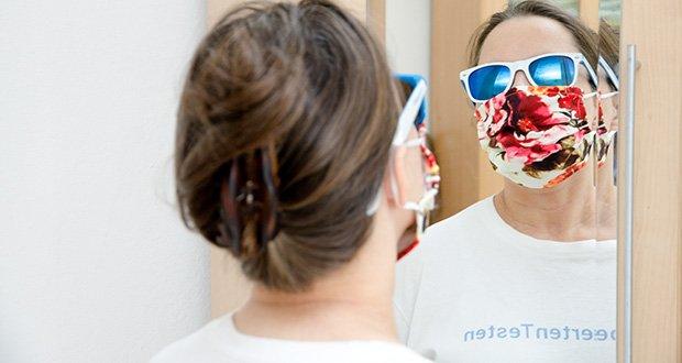 P.A.C. Premium Community Maske Adult im Test - perfekte Passform ist somit garantiert