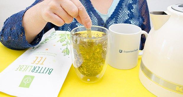 BitterLiebe Tee im Test – leckerer Kräutertee